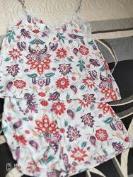 Летняя пижама. Шорты и майка Women&acutesecret М