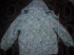 Термокуртка на ребенка 7-8 лет