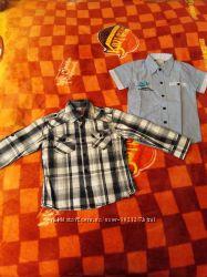 Рубашки мальчику