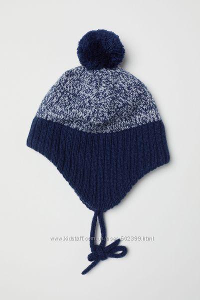 Зимняя шапочка для мальчика H&M, 6 мес - 4 года