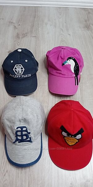кепки бейсболки панама для двора для девочек и мальчиков