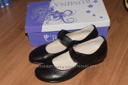 Суперские новые туфли из натуральной кожи, Crumina, 38-39р