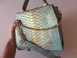 66244f2e7fb0 Эксклюзивная сумка из отборной кожи питона, 4800 грн. Женские сумки ...