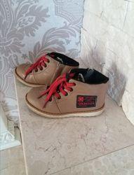 Осінні черевички 28р-17.8см