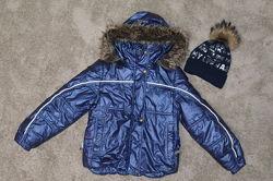 Зимняя куртка Lenne размер 134