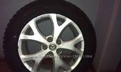 Комплект колёс диски Mazda R17 6. 5J 5 114