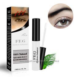 Сыворотка для роста бровей FEG Eyebrow Enhancer, Оригинал