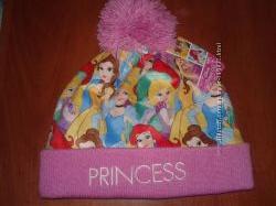 Princess  шапка детская 6-8 лет