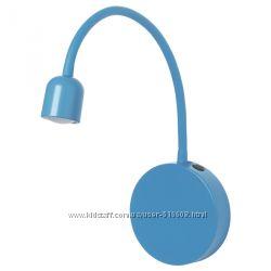 Светильник настенный светодиодный бра на батарейках IKEA BLAVIK 30312298