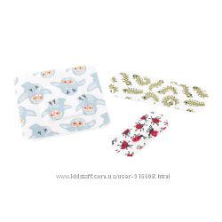 Детский антисептический пластырь с рисунками 40 шт IKEA TRYGGHET 20303421