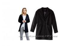 Стильное бархатное пальто Esmara