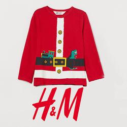 Реглани на святкову тематику для хлопців 3-10 роки від H&M Швеція