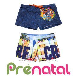 Яскраві плавки боксери для хлопчиків 3-6 років фірми Prenatal Італія