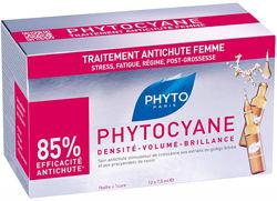Средство от выпадения волос Фито Фитоциан у женщин Phyto Phytocyane Thinning Hair Treatement Women в объеме
