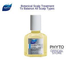 Растительный стимулятор Фитополеин для роста волос Phyto Phytopolleine Botanical Scalp Stimulant Elixir 25мл