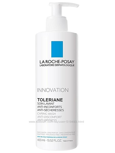 Ля Рош Позей Толеран очищение La Roche-Posay Toleriane soin lavant 400мл