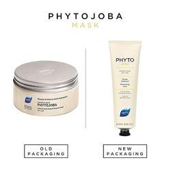 Увлажняющая маска Фито Фитожоба для сухихи волос Phyto Phytojoba Intense Hydrating Moisturizing Mask в объеме