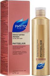 Шампунь Интенсивное питание сухих волос Фито Фитоэлексир Phyto Phytoelixir Shampooing Nutrition Intense 200