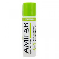 Amilab Merck бальзам стик для губ Амилаб от Мерк Lip Care гигиеническая помада stick 4в1