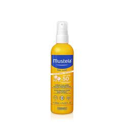 Детский Солнцезащитный спрей с спф Мустела Mustela Spray Solaire Very High Protection Sun SPF 50 200мл