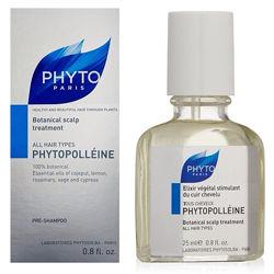 Растительный стимулятор Фитополеин для роста волос Phyto Phytopolleine Botanical Scalp Stimulant Elixir 25мл в отличном состо
