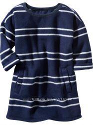 Флисовое платье OLD NAVY - размер 3Т - идеальное состояние