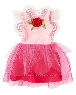 Карнавально платье Цветок CRAZY8 - размер 18-24 мес - рост 78-84 см