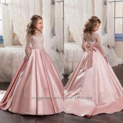 детское платье невеста - прокат и др