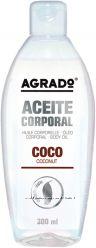 Косметика з Іспанії - олія для тіла Cocos AGRADO