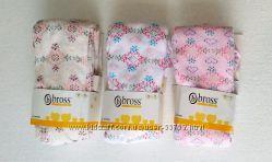 Демисезонные парфюмированные колготки для девочек тм Bross Турция р. 86