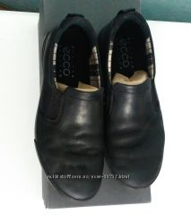 Туфли -слипоны школьные Экко р. 36