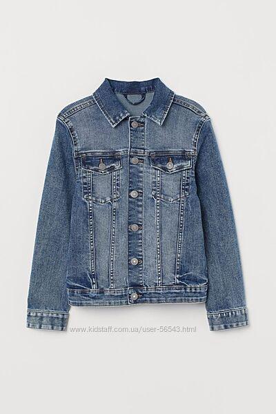джинсовая куртка НМ