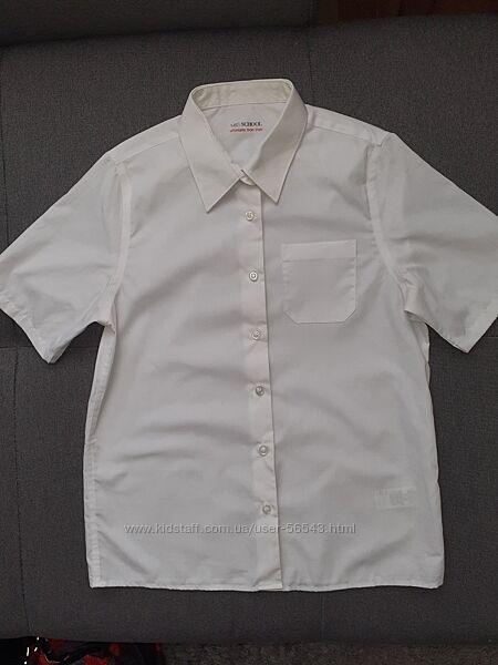 рубашка Mark Spencer - немнущаяся non iron