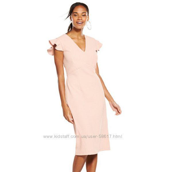 Качественное дорогое новое с бирками платье карандаш S
