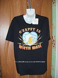 Распродажа мужских футболок от f&f, c&a, h&m