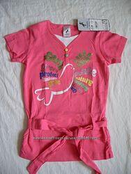 футболки для девочек H&M, C&A , ТСМ