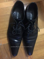 Туфли кожаные Prada, Pierre Cardin, Bugatti cтелька 27, 5
