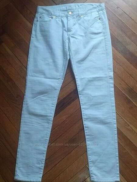 Белоснежные джинсы Michael Kors
