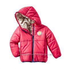 D-860 Куртка для девочек Liegelind Германия р. 80, 92