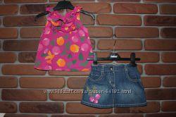 Летние юбки Crazy8, размер 18-24м