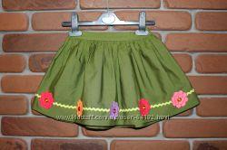 Летняя юбка Gymboree, размер 4Т