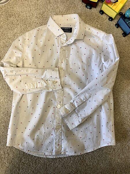 Рубашка Waikiki мальчику 110-116