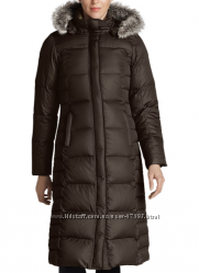 зимний пуховик Eddie Bauer Lodge Down Duffle Coat
