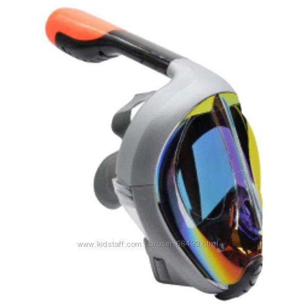 полнолицевая маска Ras Snorkel Space Mirror