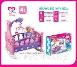 Кроватки для кукол подходят для Baby Born