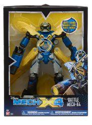 Mech-X4 10 Battle Robot Feature Figure Уценка