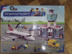 Конструктор Joy Toy 3049 Аэропорт - 791 деталь