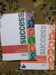 Success Elementary английский комплект учебник и рабочая тетрадь