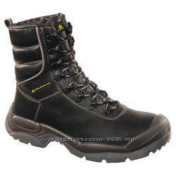 Утеплённые ботинки из натуральной кожи CADEROUSSE S3