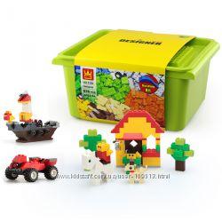 Конструктор Wange Designer 625шт совместим с Лего